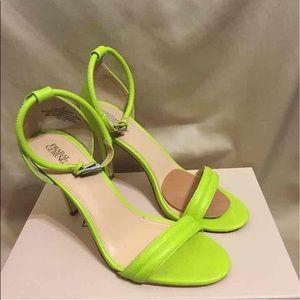 PRABAL GURUNG | Neon Heels